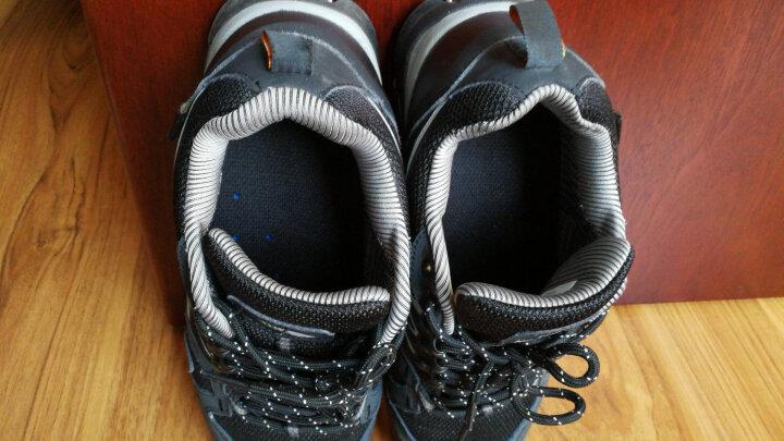 路添彩 运动鞋垫 军训鞋垫 硅胶减震柔软透气吸汗男女士舒适跑步篮球减震皮鞋增高鞋垫 舒适减震41-46码 晒单图