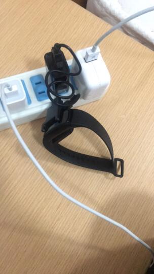 Dotlink A09 智能手环 男女心率血压监测老人 防水记步手表运动 微信来电提醒 安卓通用 A09土豪金 晒单图