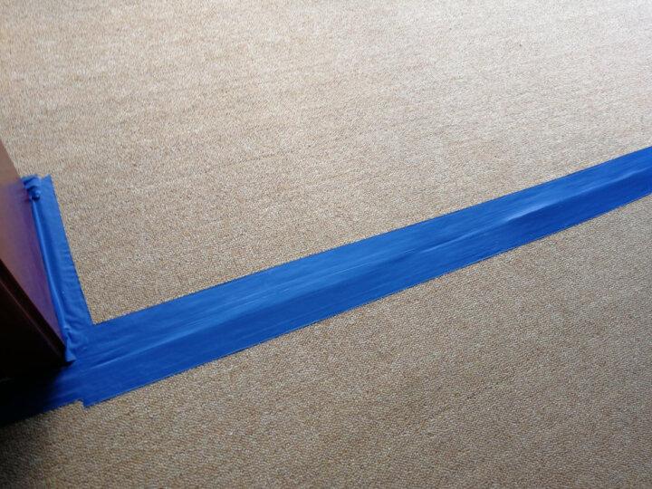 3M 3903布基胶带 密封固定标示强力地毯无痕胶带 管道包扎办公用品 黑色 48MM*46M 1卷 晒单图