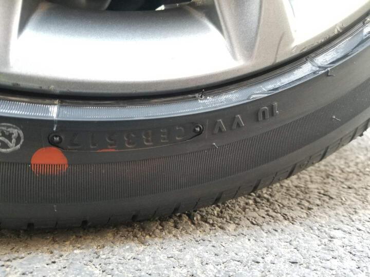 普利司通轮胎 途虎包安装 泰然者 ER33 进口KZ 215/55R17 94V 晒单图