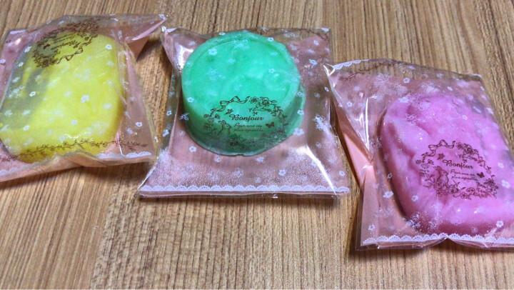 古莎(GUSHA) diy手工皂材料套餐 纯母乳制作香皂奶皂肥皂套装 皂基 晒单图