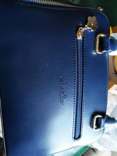 欧时纳 (JUST STAR)新款可爱手提包甜美日韩单肩包时尚斜挎包潮 JS61L璀灿蓝 晒单图