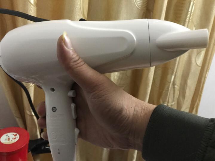 奔腾(POVOS)电吹风机 PR6228 卷发棒 直发器 多功能护发 造型风梳 晒单图