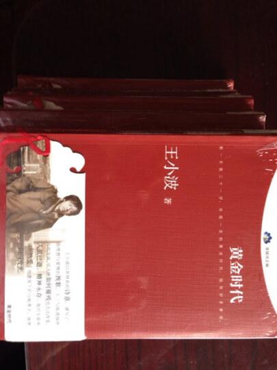 王小波精品集:黄金时代+白银时代+青铜时代+黑铁时代+沉默的(套装全五册) 晒单图