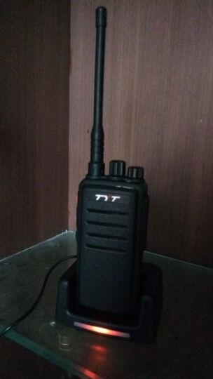 TYT 特易通-TC-2000+对讲机民用商用迷你手台强悍穿透力(含耳机线) 官方标配+定制拉杆天线+备用电池 晒单图