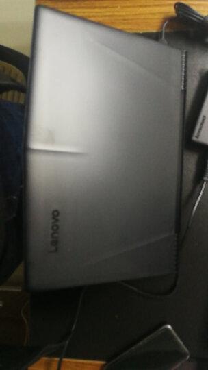 联想(Lenovo)拯救者R720 GTX1050Ti 15.6英寸大屏游戏笔记本电脑(i7-7700HQ 8G 1T+256G SSD 4G IPS 黑) 晒单图