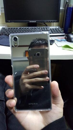 Ringke 索尼z5手机壳 适用于索尼Z5/Z5Premium尊享版保护套透明防摔硅胶壳 全透明\索尼Z5Premium尊享版5.5 晒单图