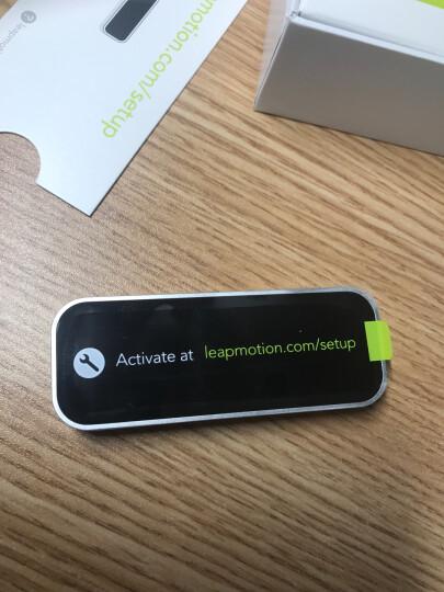 Leap Motion厉动3D手势识别体感控制器创意3D虚拟游戏VR控制器软件开发设备公司礼品 三代新款 晒单图