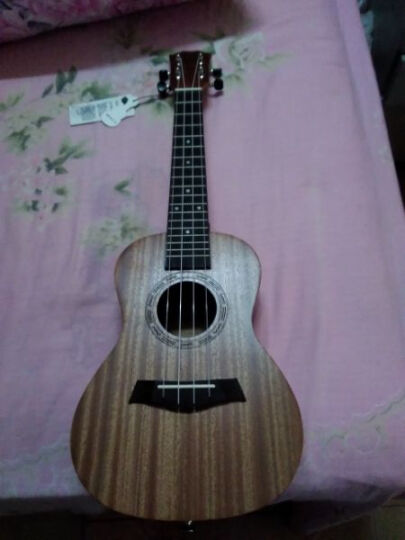 海之韵 【免费刻字】 尤克里里23寸乌克丽丽吉它小吉他乌克里里21寸初学者ukulele1 =23寸沙比利尤克里里 全套赠品 晒单图