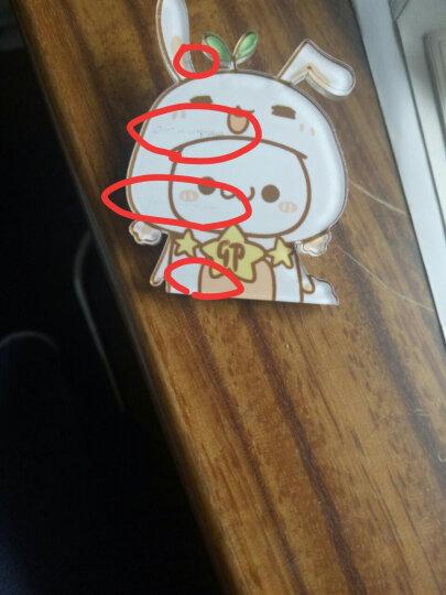 韩版可爱卡通胸针神奇宝贝皮卡丘胸章龙猫颜字君生肖宠物小熊小精灵学生简约个性时尚徽章 #6小狗 晒单图