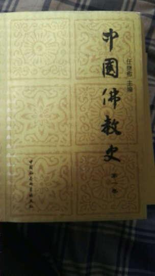 中国佛教史(套装1-3卷) 晒单图