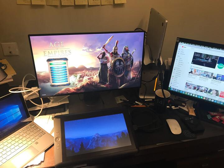 绿联(UGREEN)Mini DP转VGA转换器 Surface扩展坞迷你dp转接线头苹果MacBook/Air Pro雷电接投影仪黑 10459 晒单图