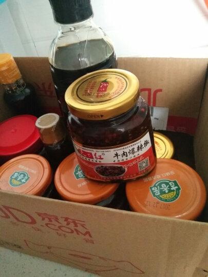 吉香居 夹馍酱280g×1瓶 下饭开胃拌菜拌面 调味料蘸酱 晒单图