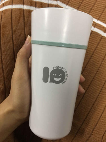 企业商务礼品定制logo随心杯子创意实用周年庆店庆伴手礼送客户同学聚会纪念品年会奖品送员工节日小礼物 灰色 晒单图