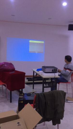 Rigal 瑞格尔RD-806 投影仪家用 迷你全高清无线办公投影机 手机投影仪便携微型智能无屏电视 官方标配(无WiFi) 晒单图