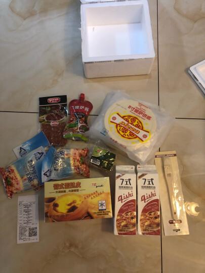 雨润 比萨萨拉米 披萨原料香肠 早餐面包热狗肠 生煎披萨肠  pizza切肠片 70g 晒单图
