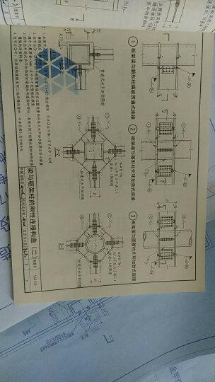 G310-1-2装配式混凝土结构连接节点构造(2015年合订本) 晒单图