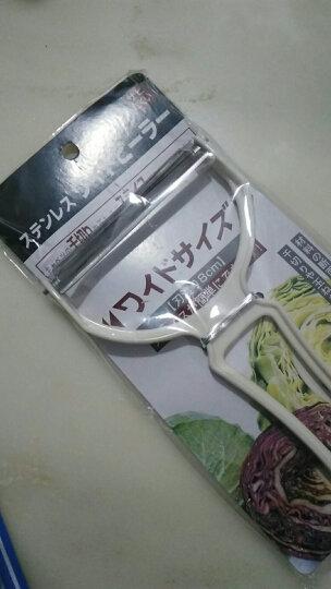 大号削皮刀宽口刨刀果蔬削皮器卷心菜瓜果去皮器 晒单图