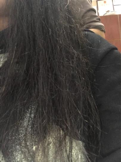 帝飞(DIFEI) 假发女顺头真发散发把接发片无痕接发水晶接发真发假发片接头发真发发束 少女发 70厘米150克 晒单图