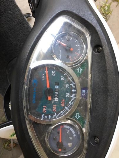 玛吉斯(MAXXIS)摩托车轮胎M6029踏板车胎小牛电动跑车外胎半热熔轮胎 玛吉斯M66029  110-80-10 晒单图