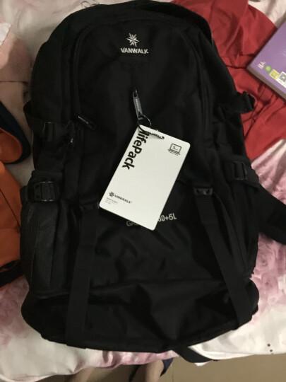 vanwalk 背包双肩包书包男旅行包商务双肩电脑包15.6英寸中学生多功能笔记本包 D2239-169(宝蓝色) 晒单图