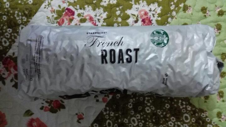 星巴克(Starbucks) 美国进口星巴克咖啡可研磨法式焙烘咖啡豆巧克力可可粉速溶咖啡 VIA速溶咖啡哥伦比亚口味26条 一盒 晒单图