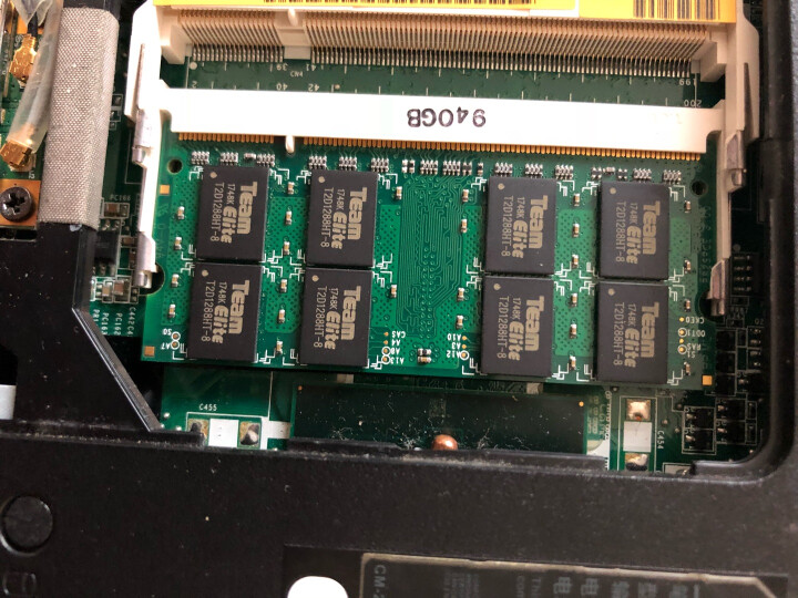 十铨(Team)DDR2 800 2G 笔记本内存 晒单图