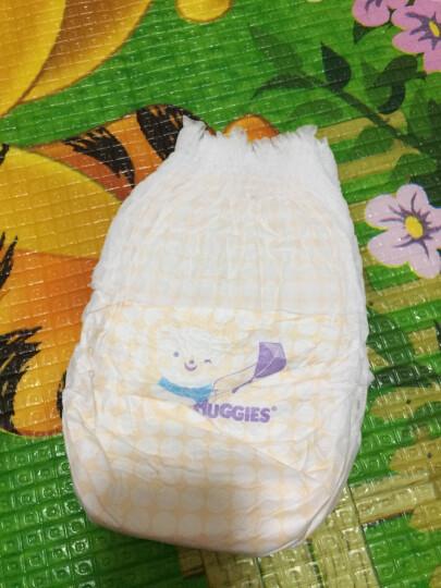 好奇 Huggies 银装成长裤  M25片*6包 中号裤型纸尿裤【6-11kg】拉拉裤 晒单图