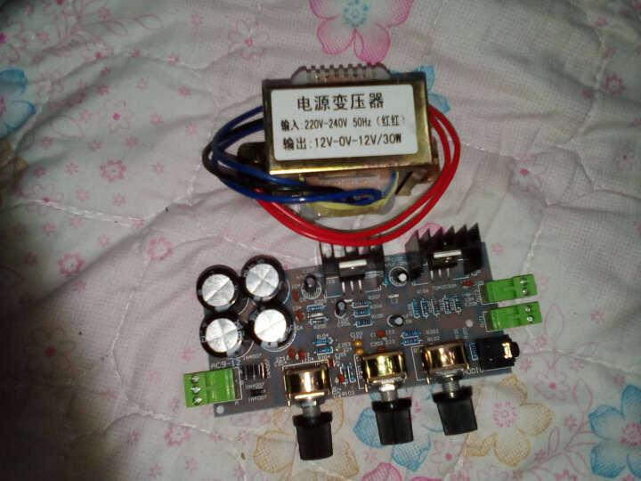 TaoTimeClub TDA2030a功放套件TDA2030a功放板散件 双声道 DIY 晒单图