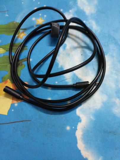 优越者(UNITEK)耳机延长线 3.5mm音频线公对母1米手机平板电脑车载立体声AUX音响加长连接线铝银Y-C932ASL 晒单图