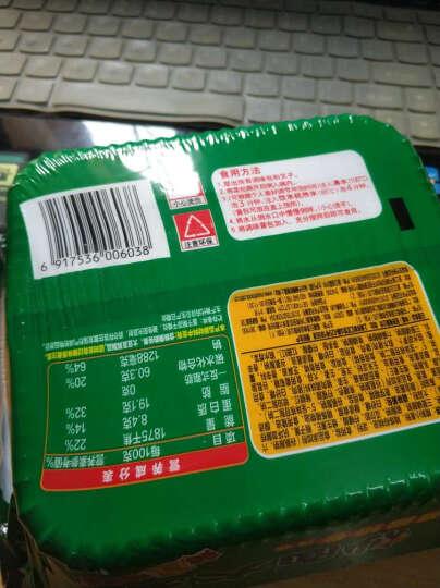 日清 方便面 炒面大王 糖醋排骨口味 108g碗装 晒单图