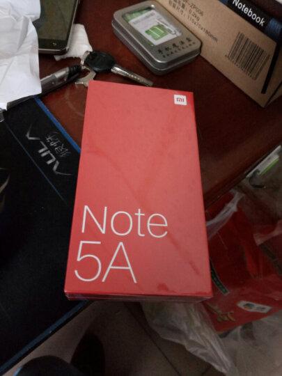 小米 红米Note5A 全网通版 4GB+64GB 铂银灰 移动联通电信4G手机 双卡双待 拍照手机 晒单图