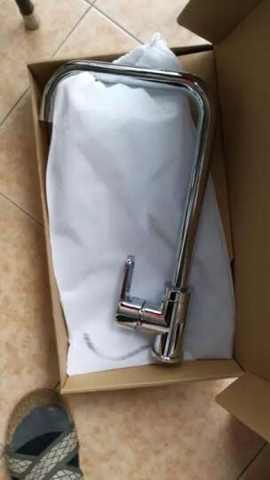 希箭/HOROW 厨房水龙头冷热厨用水槽洗菜盆龙头 晒单图