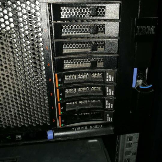 联想(Lenovo) IBM服务器硬盘 System X86 专用2.5英寸热插拔硬盘 600GB 10K SAS 编号 90Y8873 晒单图