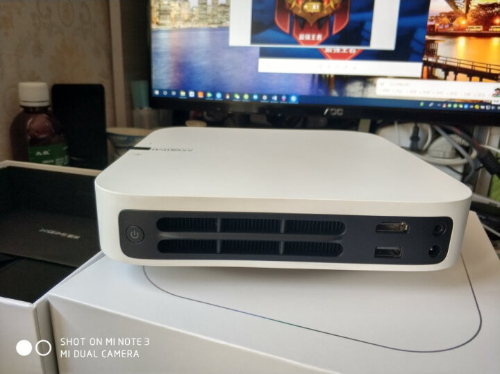 极米(XGIMI)Z6 投影仪 投影机家用(1080P全高清 人工智能 自动对焦 支持侧投 运动补偿) 晒单图