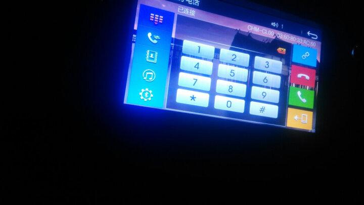 九音 高清电容屏比亚迪F3/F3R/F0专用导航仪车载dvd导航一体机 12-15款F0 无碟版+倒车后视+记录仪8G+不包安装 晒单图
