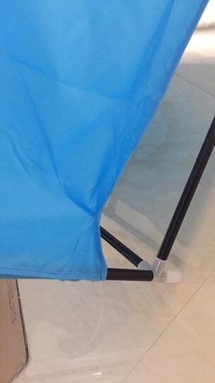 三戟干衣机烘干机家用双层大容量烘衣机衣服风干机烘干器干衣器 机械版-方 晒单图