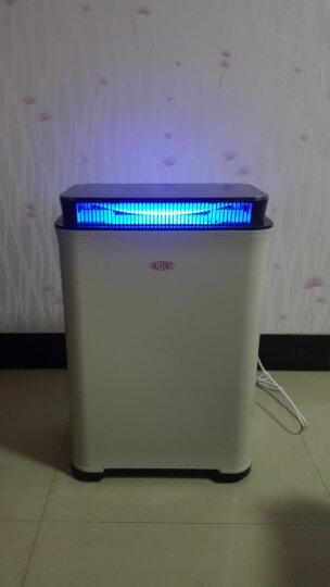 杜邦(DUPONT)空气净化器F3家用卧室负离子除甲醛雾霾二手烟pm2.5除烟除尘 带加湿功能 太空灰 KJ350F-D06 晒单图