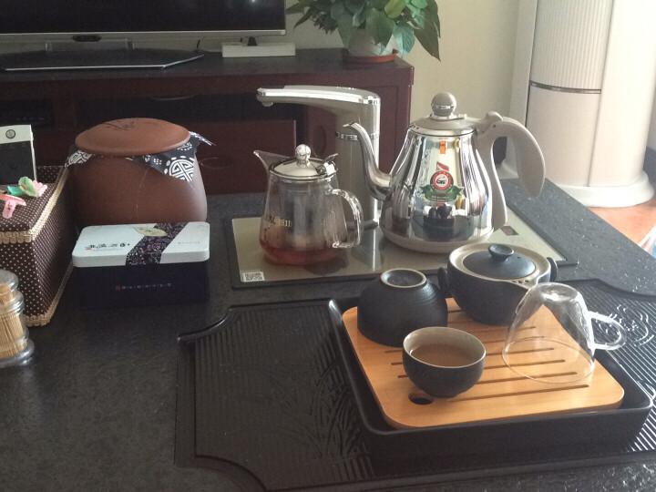 新功(SEKO)电水壶智能全自动上水电热水壶烧水壶 茶具电茶壶自动上水泡茶壶电茶炉茶具套装F145 晒单图