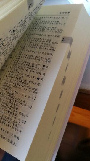袖珍日汉词典(2002年)(修订本) 晒单图