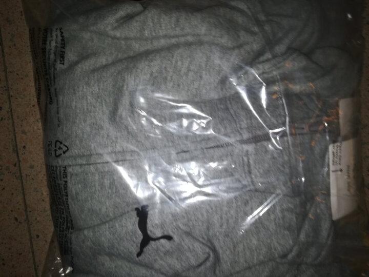 PUMA彪马官方 男子立领针织外套 ESS 823990 灰色04 XL 晒单图