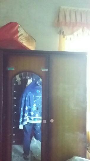 干物妹小埋咸鱼王史莱姆龙猫熊本熊FFF团滑稽懒人披风动漫周边披肩斗篷空调毯玩偶服睡衣外套 史莱姆 均码 晒单图