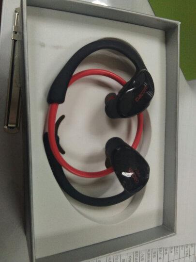 dacom Athlete 运动蓝牙耳机跑步耳机双耳音乐无线入耳头戴式适用于苹果安卓通用版 蓝色 晒单图