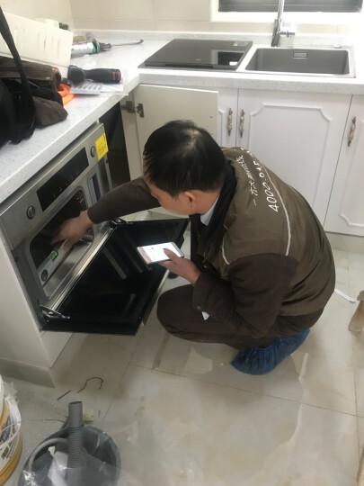 方太(FOTILE)嵌入式蒸箱家用大容量蒸箱SCD40-E2S 晒单图
