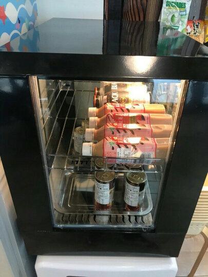 保温柜 食品商用台式展示柜家用保温箱蛋挞保温柜 大弧形三层(66*45*58cm) 晒单图