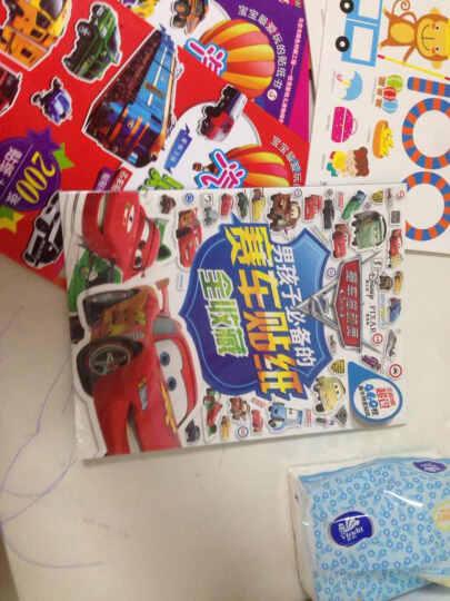 男孩子必备的赛车贴纸全收藏:赛车总动员2 晒单图