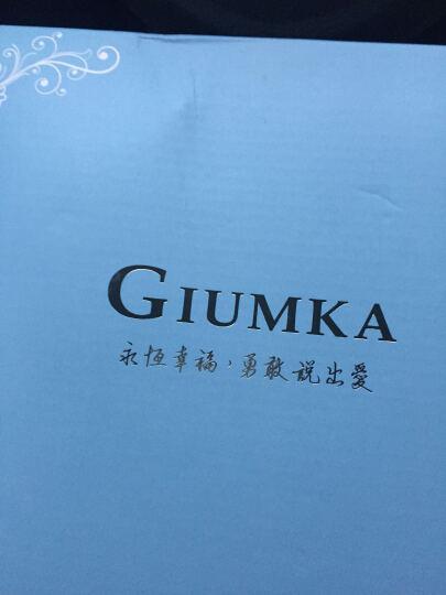 Giumka 新款原创设计 925纯银项链女 跳动的心爱心吊坠锁骨链 礼物 经典 经典银【送八好礼】 晒单图