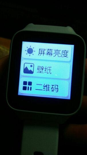 小寻 小米生态链 儿童电话手表彩屏版 360度生活防水GPS定位 学生儿童定位手机 智能手表 男女孩 天蓝色 晒单图