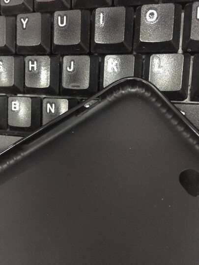 【次日达 送钢化膜】图西科苹果iPhoneX/8/7/6SPlus/XR/XSMAX手机壳保护套防摔 Plus5.5英寸7P/8P通用深邃蓝送钢化膜 晒单图