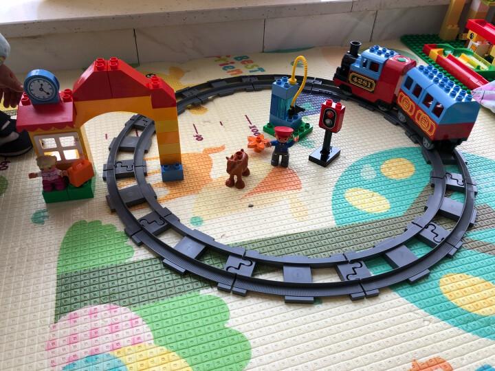 乐高 玩具 得宝 DUPLO 2岁-5岁 火车入门套装 10507 积木LEGO 晒单图